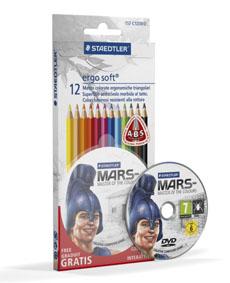 Staedtler Mars ergosoft matite colorate